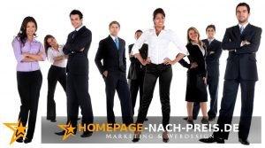 homepage-nach-preis-team-webdesigner-marketing unternehmen