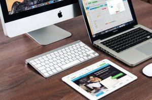 Homepage Responsive webdesign