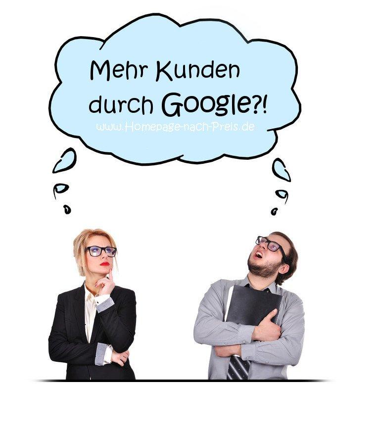Google Optimierung Kosten Preise Ranking verbessern