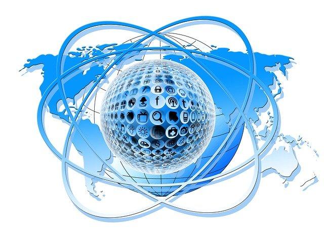 Grundaufbau von Business-Webseiten