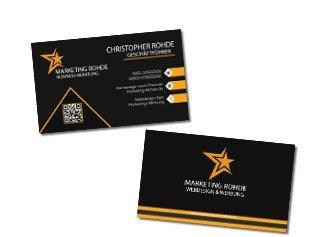 visitenkarten erstellen lassen Erstellung Grafikdesign