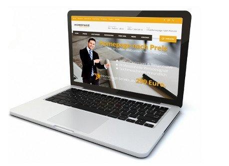 Website und Webseiten Kalkulator