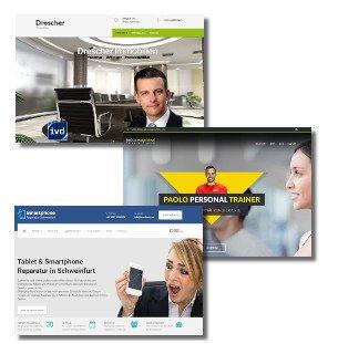Homepage erstellen lassen bei einer Werbeagentur aus Straubing