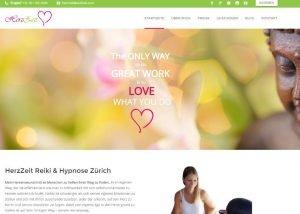 Homepage Erstellung Herzzeit 2