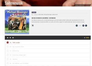 Homepage Erstellung Zithermusik 4