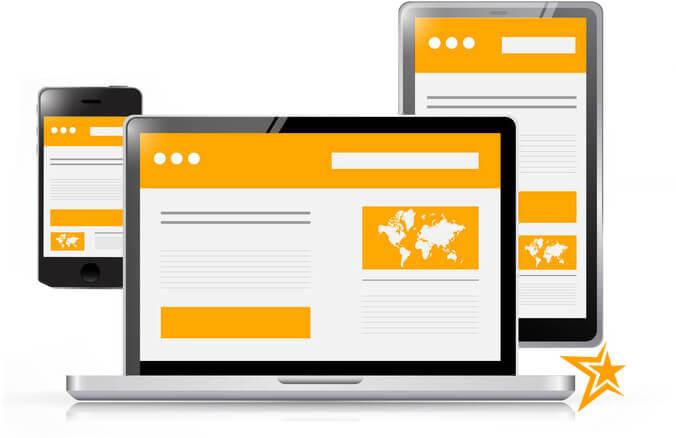 Professionelle Homepage erstellen lassen von Webdesigner