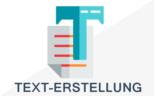 Text-Erstellung Preise