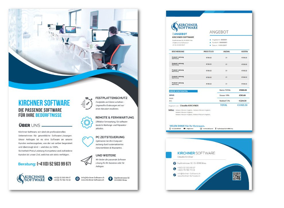 Corporate Business Design