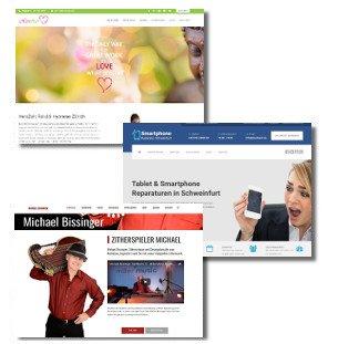 Webdesigner Homepage Preise