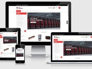 Onlineshop Elektronik-Waren