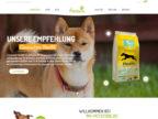 Onlineshop Tiernahrung