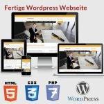 Vorgefertigte WordPress Homepage kaufen?