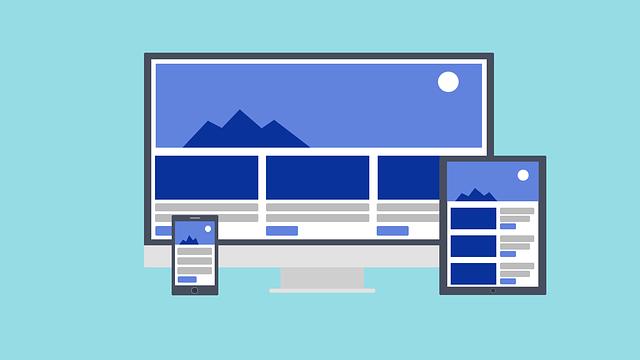 Responsives Webdesign bei Webseiten