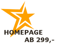 Webdesign Angebot Homepage
